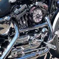 Préparation et entretien de moto